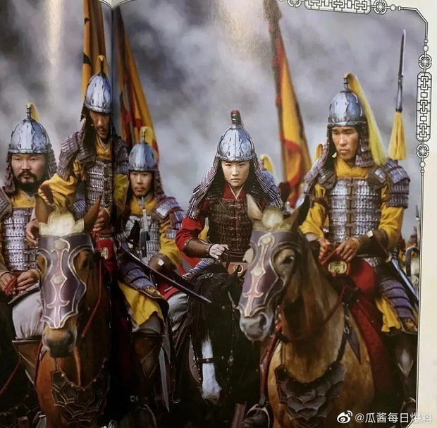 Mulan Lưu Diệc Phi thần thái ngút ngàn trong bộ ảnh mới, netizen phấn khích: Ai chê chị đơ ra đây xem nào! - Ảnh 9.