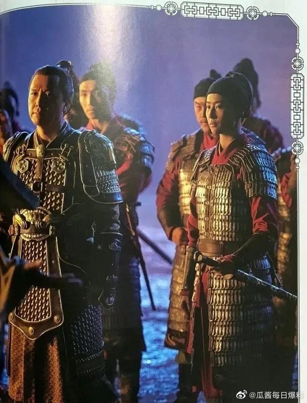 Mulan Lưu Diệc Phi thần thái ngút ngàn trong bộ ảnh mới, netizen phấn khích: Ai chê chị đơ ra đây xem nào! - Ảnh 8.