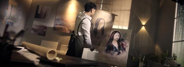 Dương Triệu Vũ trở lại với MV cổ trang, nhưng sao nhìn Bảo Anh hóa ma nữ lại có tạo hình na ná Châu Tấn trong Họa Bì thế này? - Ảnh 6.