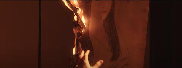 Dương Triệu Vũ trở lại với MV cổ trang, nhưng sao nhìn Bảo Anh hóa ma nữ lại có tạo hình na ná Châu Tấn trong Họa Bì thế này? - Ảnh 10.