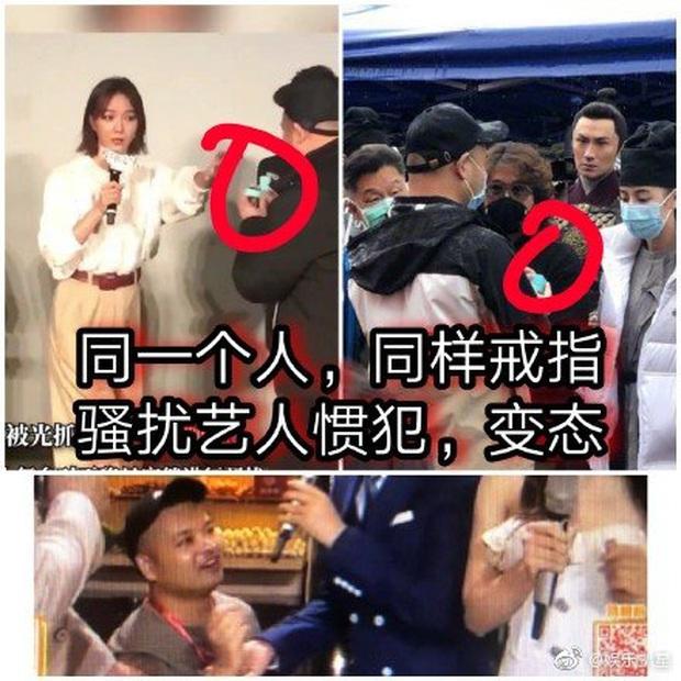 Địch Lệ Nhiệt Ba hoảng hốt khi bị fan cuồng lao lên cầu hôn, nhưng phản ứng của các đồng nghiệp nam mới gây sốt - Ảnh 13.