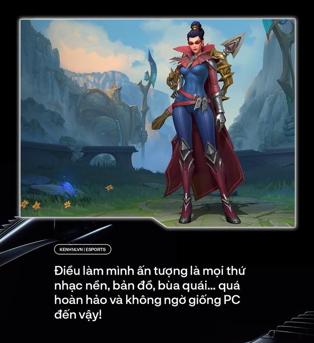 Độc quyền: Phỏng vấn game thủ sở hữu nhân phẩm siêu cấp, người Việt đầu tiên được chơi LMHT Tốc Chiến - Ảnh 2.