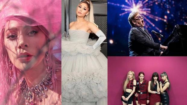 """Album """"Chromatica"""" thống trị Billboard 200 giúp Lady Gaga soán ngôi vương của Taylor Swift, là nữ nghệ sĩ đầu tiên xác lập được kỷ lục khủng này!  - Ảnh 7."""