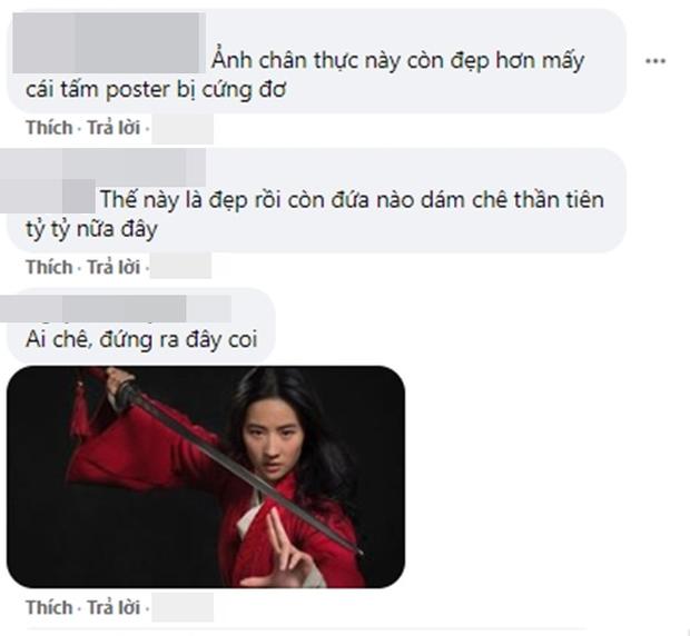 Mulan Lưu Diệc Phi thần thái ngút ngàn trong bộ ảnh mới, netizen phấn khích: Ai chê chị đơ ra đây xem nào! - Ảnh 21.
