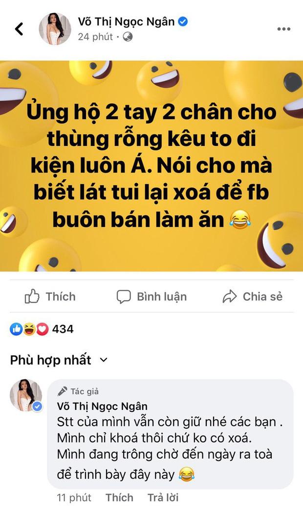 Yaya Trương Nhi đang chuẩn bị giấy tờ, quyết tâm kiện Ngân 98 tới cùng sau khi bị thách thức: Chị nói là chị làm - Ảnh 4.