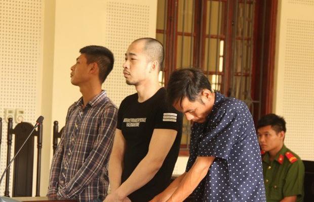Tuyên án các bị cáo vụ 500kg ma túy vứt ở cánh đồng muối - Ảnh 2.