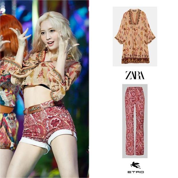 Dàn mỹ nhân Twice cân hết mọi trang phục bình dân khó cảm, hóa ra công lao là nhờ stylist đã biến tấu quá tài tình - Ảnh 4.