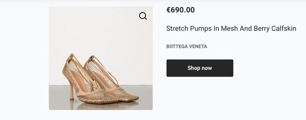 Hiếm lắm mới thấy Hà Tăng đi giày hiệu, hóa ra là đôi giày lưới mũi vuông hot hit giá 18 triệu đang khiến hội sành mốt chao đảo  - Ảnh 9.