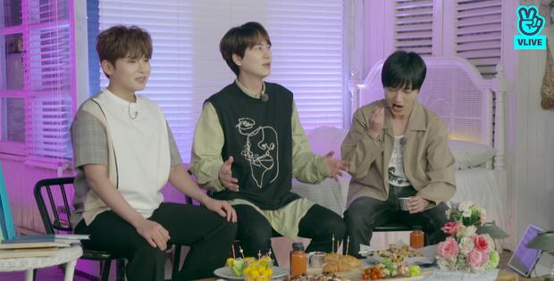 Bộ ba K.R.Y chính thức tung album đầu tay, tiết lộ phản ứng của Siwon và các thành viên Super Junior khi trở lại sau 14 năm debut - Ảnh 4.