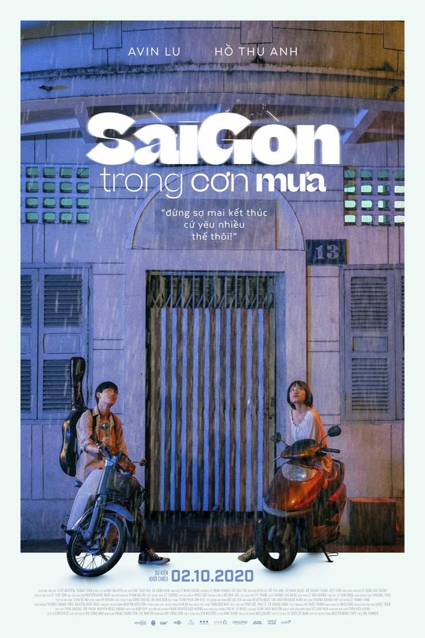 Nàng thơ của Sơn Tùng M-TP hóa gái thực dụng, nên duyên với gà cưng Tóc Tiên ở Sài Gòn Trong Cơn Mưa - Ảnh 2.