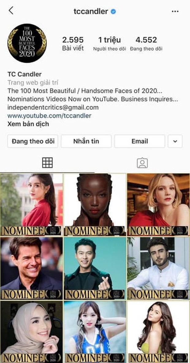 Huyền My bất ngờ lọt top đề cử 100 gương mặt đẹp nhất thế giới 2020 bên Hyun Bin, BLACKPINK cùng loạt sao thế giới - Ảnh 2.