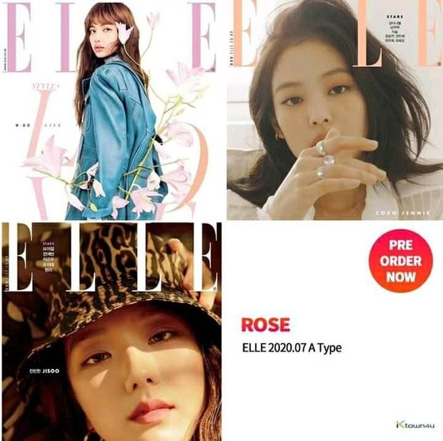 Rosé và Jisoo (BLACKPINK) cùng lên tạp chí ngũ đại, fan chưa kịp vui đã lại sôi máu biểu tình trước cửa YG vì trễ hẹn ém tin comeback - Ảnh 4.