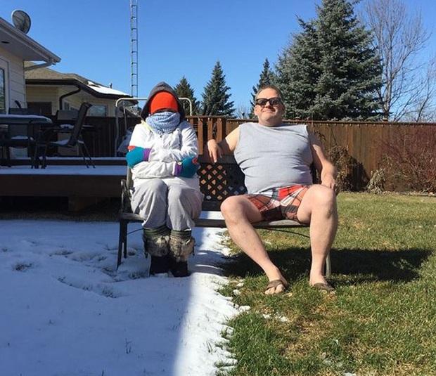 Canada có những điều thật lạ: Từ nhà tù dành cho gấu Bắc Cực đến muôn vàn kiểu thời tiết hỡi ơi không tìm được ở đâu khác - Ảnh 1.