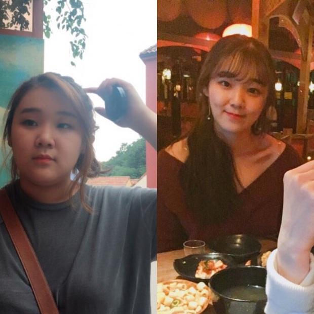 Ăn 5 bữa/ngày nhưng vẫn giảm được tới 44kg: cô bạn người Hàn có màn lột xác ngoạn mục sau 2 năm kiên trì - Ảnh 2.