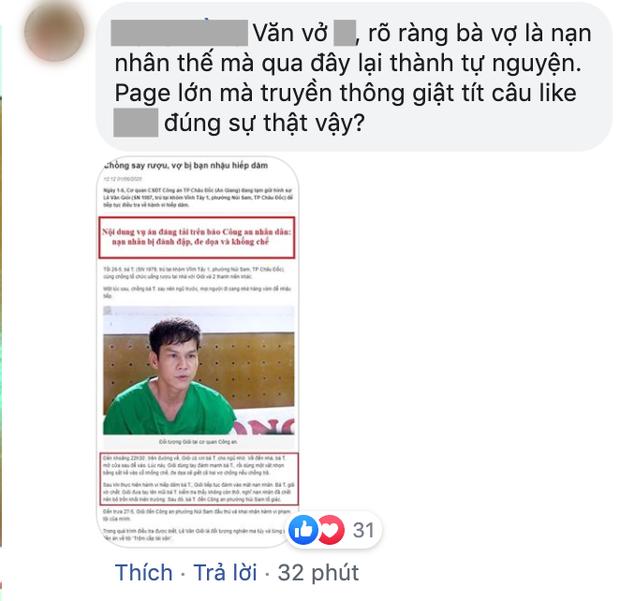 Page Theanh28 bị kêu gọi tẩy chay vì đăng bài xuyên tạc, cợt nhả nạn nhân vụ án hiếp dâm - Ảnh 3.