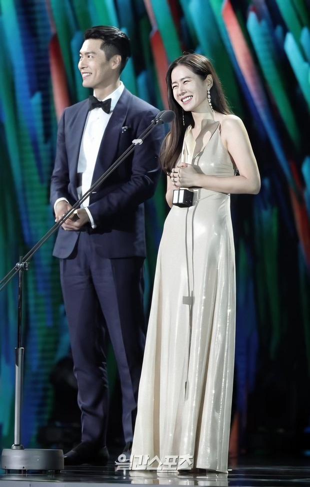 Để ý mới thấy cách Hyun Bin phản ứng trước tin đồn hẹn hò Song Hye Kyo - Son Ye Jin khác nhau một trời một vực thế này? - Ảnh 6.