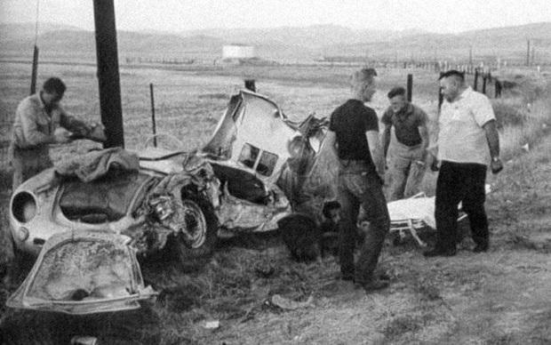 Ánh hào quang vụt tắt của tài tử Phía đông vườn địa đàng: Qua đời trên chiếc xe đua yêu thích và những điều bất thường khó lý giải - Ảnh 5.