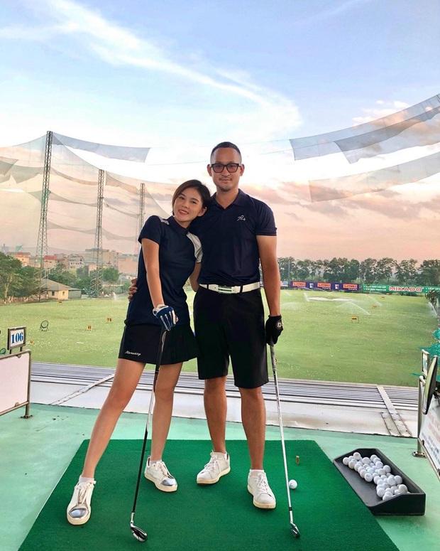 MC Thu Hoài kể chuyện đi nhầm sân golf được chồng như ý, quan trọng anh lại còn là CEO cơ! - Ảnh 1.