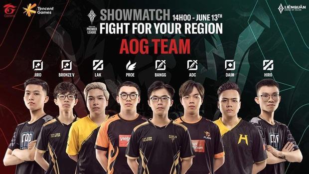 Poster đội hình tham dự showmatch Liên Quân trước thềm APL gây tranh cãi, giám đốc Team Flash lên tiếng phản ứng gay gắt! - Ảnh 1.
