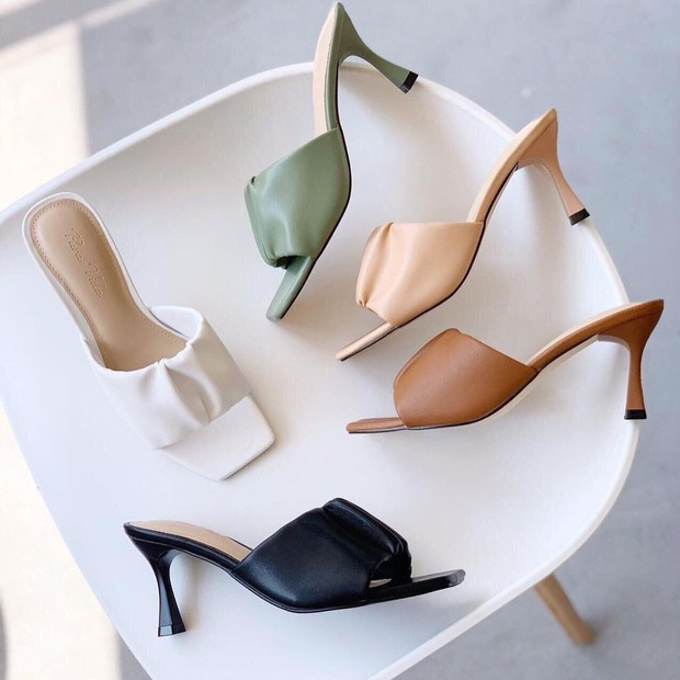 Sandals mũi vuông sang chảnh đang gây sốt, đây là 5 shop giày cực xinh giá từ 200k để bạn kiếm ngay cho mình một đôi ưng ý - Ảnh 17.