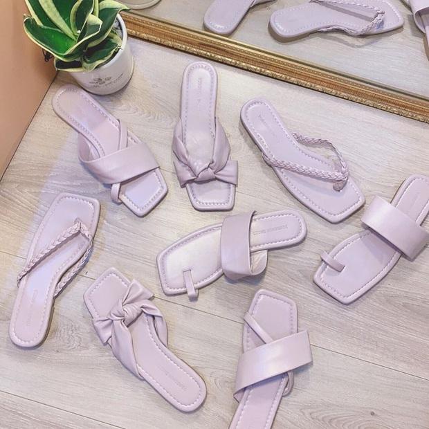 Sandals mũi vuông sang chảnh đang gây sốt, đây là 5 shop giày cực xinh giá từ 200k để bạn kiếm ngay cho mình một đôi ưng ý - Ảnh 20.