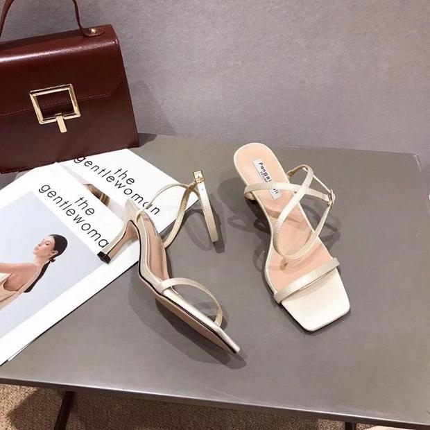Sandals mũi vuông sang chảnh đang gây sốt, đây là 5 shop giày cực xinh giá từ 200k để bạn kiếm ngay cho mình một đôi ưng ý - Ảnh 23.