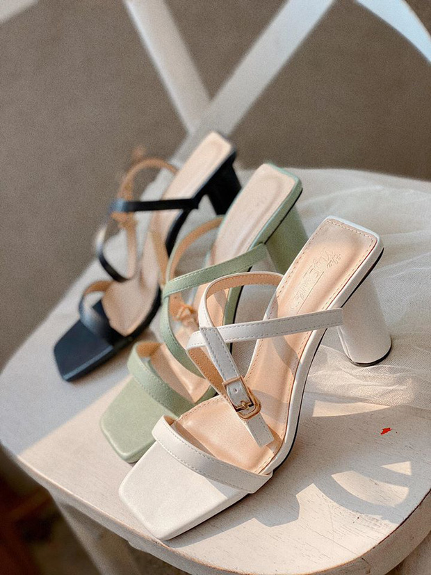 Sandals mũi vuông sang chảnh đang gây sốt, đây là 5 shop giày cực xinh giá từ 200k để bạn kiếm ngay cho mình một đôi ưng ý - Ảnh 25.