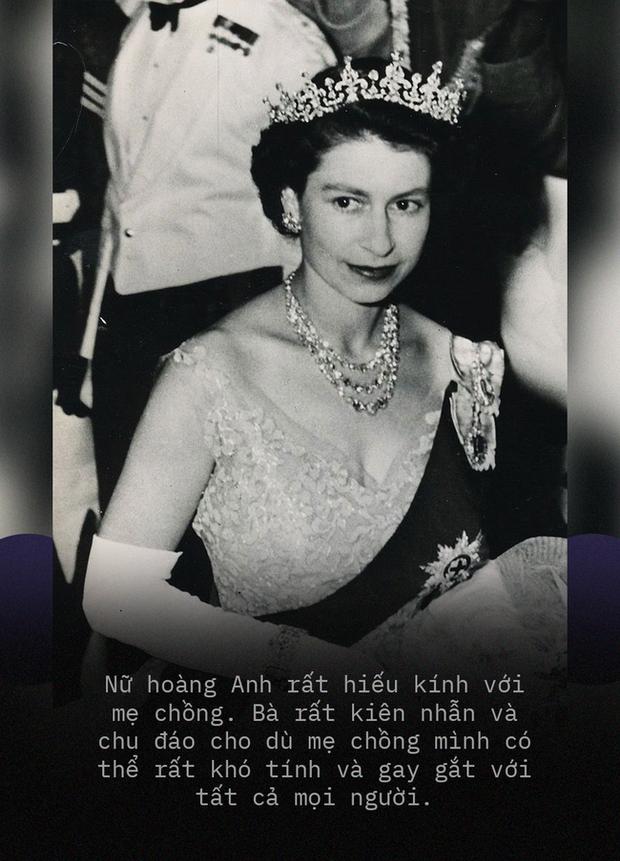 Mẹ chồng của Nữ hoàng Anh: Được con dâu đón về cung điện sống chung nhưng chỉ ở đúng 1 phòng và những điều khác biệt - Ảnh 4.