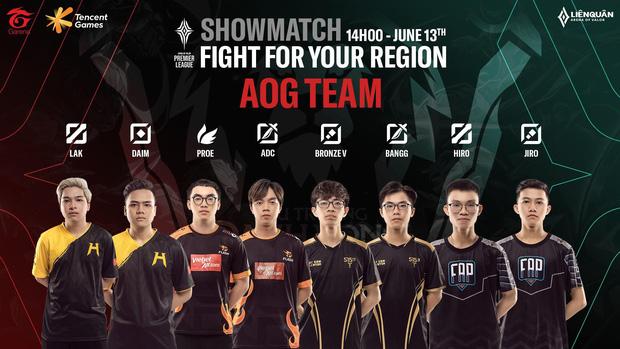 Poster đội hình tham dự showmatch Liên Quân trước thềm APL gây tranh cãi, giám đốc Team Flash lên tiếng phản ứng gay gắt! - Ảnh 8.