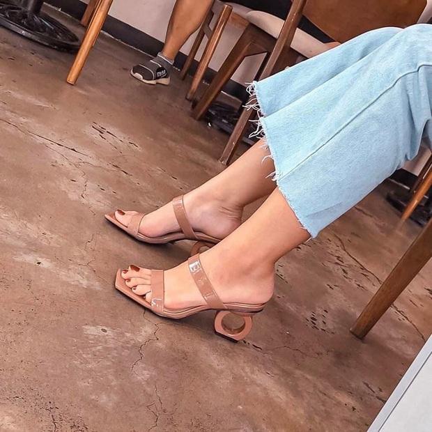 Sandals mũi vuông sang chảnh đang gây sốt, đây là 5 shop giày cực xinh giá từ 200k để bạn kiếm ngay cho mình một đôi ưng ý - Ảnh 8.