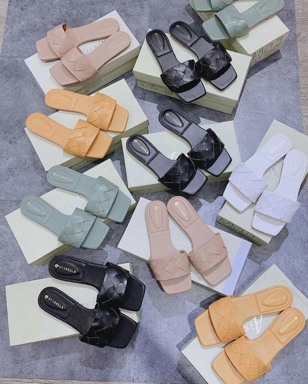 Sandals mũi vuông sang chảnh đang gây sốt, đây là 5 shop giày cực xinh giá từ 200k để bạn kiếm ngay cho mình một đôi ưng ý - Ảnh 9.