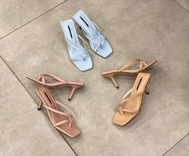 Sandals mũi vuông sang chảnh đang gây sốt, đây là 5 shop giày cực xinh giá từ 200k để bạn kiếm ngay cho mình một đôi ưng ý - Ảnh 10.