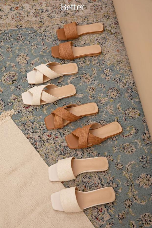 Sandals mũi vuông sang chảnh đang gây sốt, đây là 5 shop giày cực xinh giá từ 200k để bạn kiếm ngay cho mình một đôi ưng ý - Ảnh 12.