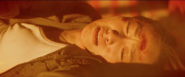 Phương Anh Đào bị thầy bùa Quang Tuấn truy cùng giết tận ở trailer Bằng Chứng Vô Hình, nhìn chị thở ai cũng mệt giùm - Ảnh 4.