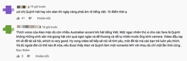 Song ca cover hit Bích Phương, Alan Phạm được so sánh với Erik, Vũ Thanh Quỳnh lại khiến dân tình nức nở vì combo nhan sắc, giọng hát ngất ngây - Ảnh 5.