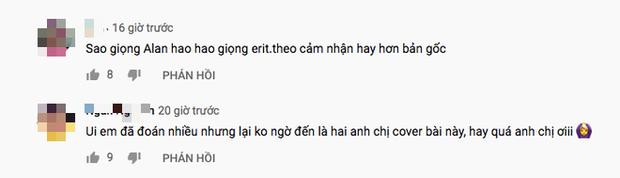 Song ca cover hit Bích Phương, Alan Phạm được so sánh với Erik, Vũ Thanh Quỳnh lại khiến dân tình nức nở vì combo nhan sắc, giọng hát ngất ngây - Ảnh 6.