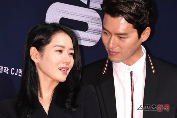 Để ý mới thấy cách Hyun Bin phản ứng trước tin đồn hẹn hò Song Hye Kyo - Son Ye Jin khác nhau một trời một vực thế này? - Ảnh 3.