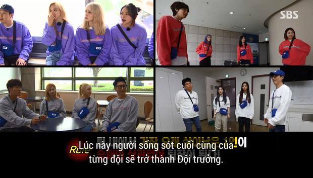 Song Ji Hyo lại bị Running Man đối xử bất công, cho lên sóng mỗi... cái tay áo? - Ảnh 7.