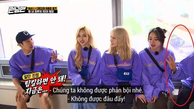 Song Ji Hyo lại bị Running Man đối xử bất công, cho lên sóng mỗi... cái tay áo? - Ảnh 6.