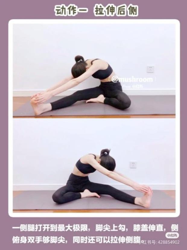 Nói tạm biệt với đôi chân cột đình bằng 6 động tác siêu dễ thực hiện tại nhà, tập chăm thì bạn có thể mơ đến một đôi chân thon gọn - Ảnh 1.