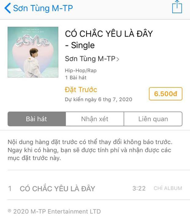 Sơn Tùng M-TP lại trao cho fan một cú lừa: Tung poster và lời bài hát tưởng nhạc ballad nhưng hóa ra là Hip-hop/Rap? - Ảnh 2.