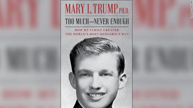 Gia đình tôi tạo ra người đàn ông nguy hiểm nhất thế giới như thế nào: Sách của cháu gái Donald Trump bị chính chú ruột chặn xuất bản và đây là lý do - Ảnh 1.