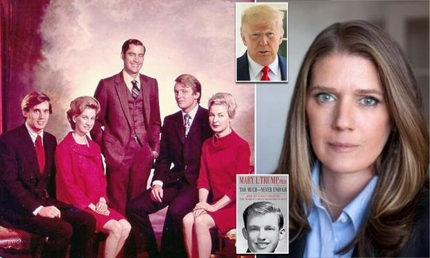 Gia đình tôi tạo ra người đàn ông nguy hiểm nhất thế giới như thế nào: Sách của cháu gái Donald Trump bị chính chú ruột chặn xuất bản và đây là lý do - Ảnh 2.