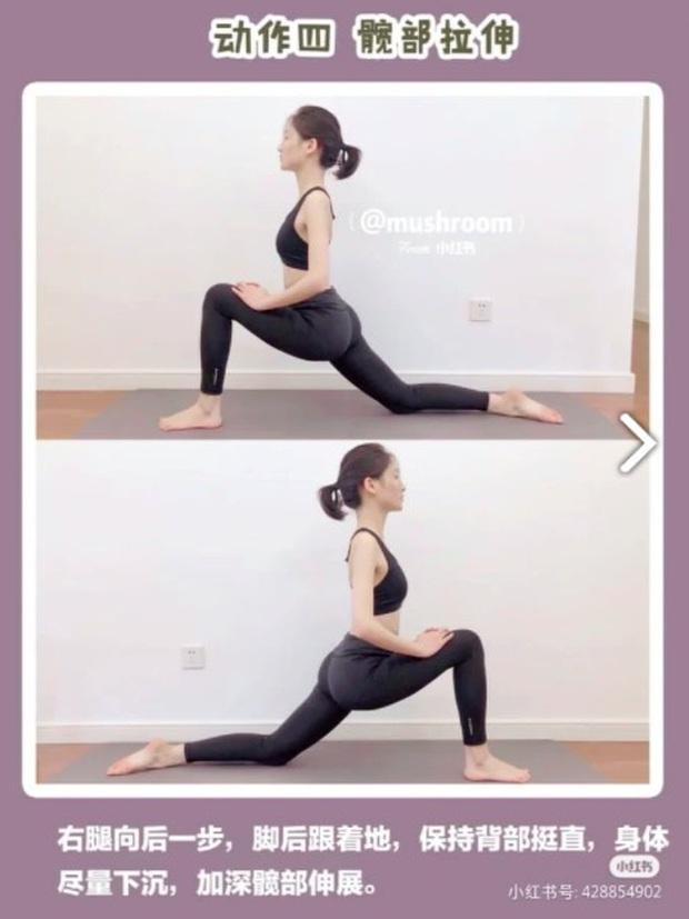 Nói tạm biệt với đôi chân cột đình bằng 6 động tác siêu dễ thực hiện tại nhà, tập chăm thì bạn có thể mơ đến một đôi chân thon gọn - Ảnh 4.