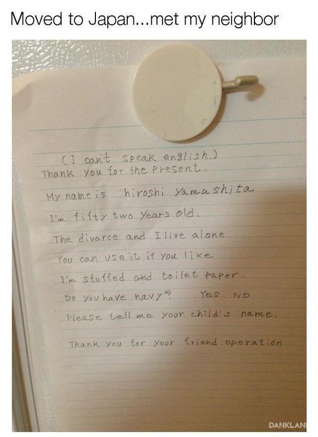Những điều hài hước nhất mà du khách chỉ có thể tìm thấy ở Nhật Bản, đố bạn nhịn được cười khi xem đấy! - Ảnh 7.