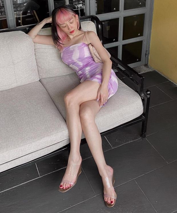 Hội idol từ Hàn đến Việt đều sexy hết nút nhờ váy hai dây, có kén dáng khó nhằn thì dân tình vẫn muốn đu theo - Ảnh 5.