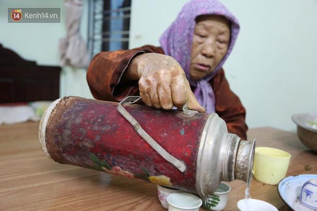 """Cụ bà gần 90 tuổi ở Hà Nội hàng ngày đi cấy, đan lưới làm thú vui tao nhã: """"Các cháu chưa chắc đã khoẻ bằng tôi"""" - Ảnh 13."""