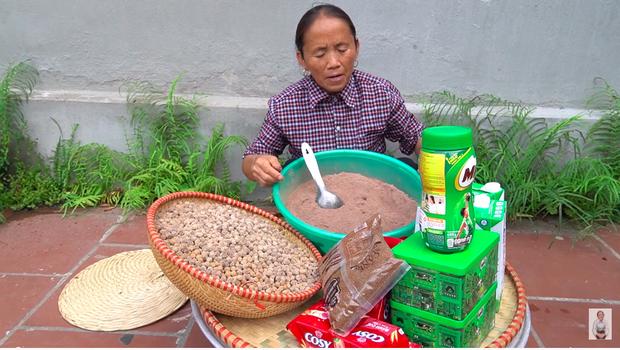 Bà Tân tung video làm cốc milo dầm trân châu cầu kỳ nhất Việt Nam, tự nhận mắc một sai lầm nhỏ khiến món ăn kém hoàn hảo - Ảnh 2.