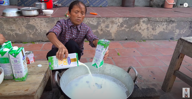 Bà Tân tung video làm cốc milo dầm trân châu cầu kỳ nhất Việt Nam, tự nhận mắc một sai lầm nhỏ khiến món ăn kém hoàn hảo - Ảnh 10.