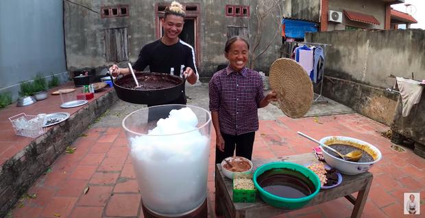 Bà Tân tung video làm cốc milo dầm trân châu cầu kỳ nhất Việt Nam, tự nhận mắc một sai lầm nhỏ khiến món ăn kém hoàn hảo - Ảnh 17.